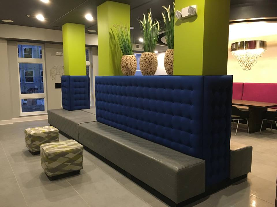 Axis Banquette Seating
