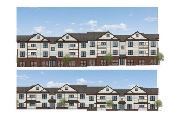 Meridian Renderings Both Elevations