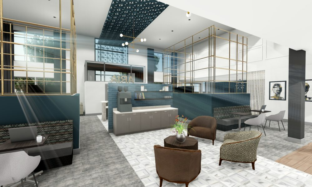 Leasing and Coffee Lounge